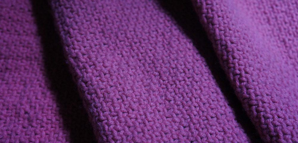 Knitting Stitch - Linen